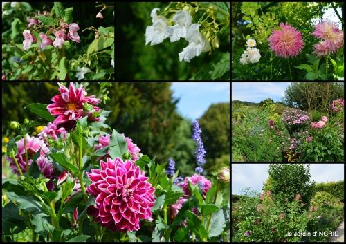 2016-09-13 bouquet,jardin de Monet,les vaches,Pourville sur mer3.jpg